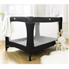 Red Kite Sleeptight Travel Cot Black