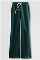 Lands' End Girl's Green Sweatpants