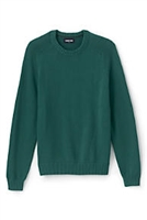 Land's End Crew Neck Sweater