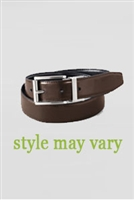 Lands' End Boy's Brown Belt