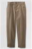 Lands' End Khaki Pants: Boy's Flat Front