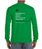 """New!"" Celtic Way Long Sleeve T-Shirt"