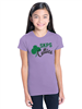 """New!"" Pre-K Polka Dot Celtic Tee"