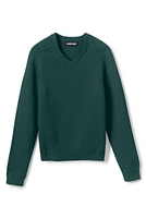 Land's End Modal V-neck Sweater