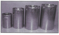 Stainless Steel Fermentation Vessels
