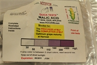 MALIC ACID (10 TEST KIT)-