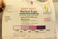 RESIDUAL SUGAR (10 TEST KIT)-