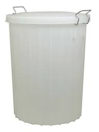 20 GAL PRIMARY FERMENTER W/LID