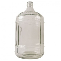 Carboy 2.8 Gallon- 6.5 Gallon Glass - 5 Gallon Carboy