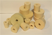 Rubber Stopper Drilled