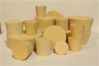 Solid Rubber Stopper # 5 1/2 - 13