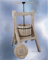 Jaffrey Cider Press W/ Grinder