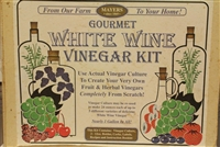 White Wine Vinegar Kit