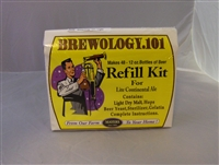 Brewology 101 Refill Kit