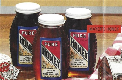 Mayer's Honey