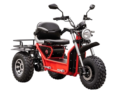 Boomer Beast 2 Deluxe (Red) Custom Built 30 day installation