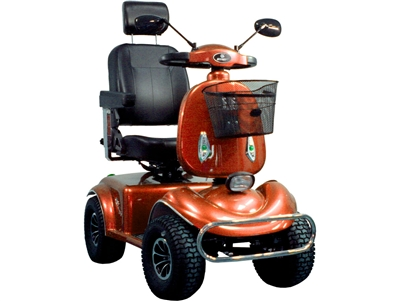 Boomerbuggy V 800W, 24V (Orange)