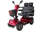Boomerbuggy 2 Seater - Red