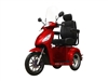 Rickshaw King Bluetooth (Red)
