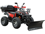 Beast AWD ATV Ultimate (Red) 2 more Lithium Pack