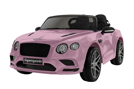 Bentley Continental (Pink)