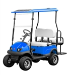 Golf Cart 36V, 2000W 1 Seat (blue)