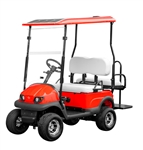Golf Cart 36V, 2000W 1 Seat (red)