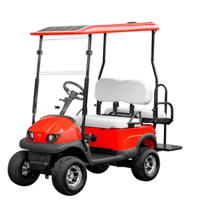 Golf Cart 36V, 2000W 2 Seat (red)