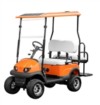 Golf Cart 36V, 2000W 2 Seat (orange)