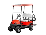 Golf Cart 36V, 2000W 4 Seat (red)