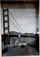 Christine Schukow Golden gate Diorama