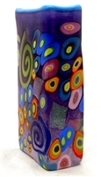 Michael Maddy and Rina Fehrensen Rectangular Spiral Vase