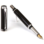 Baron Fountain Pen - Blackwood