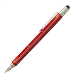 Monteverde Fountain Tool Pen - Red
