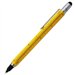 Monteverde Ink Ball Tool Pen - Yellow