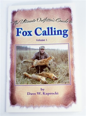 Outfitters Guide to Fox Calling