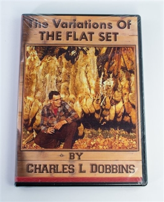 Charles Dobbins - Variations of the Flat Set DVD
