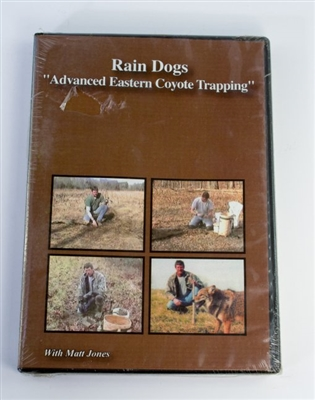 Matt Jones - Rain Dogs - Advanced Eastern Coyote Trapping DVD