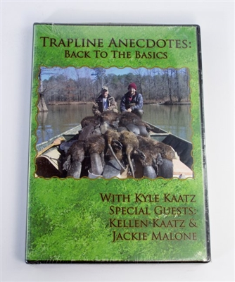 Kyle Kaatz - Trapline Anecdotes: Back to the Basics DVD