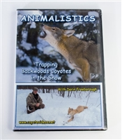 Darin Freeborough -Trapping Backwoods Coyotes in the Snow DVD