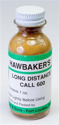 Hawbaker's Long Distance Call Lure 600