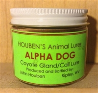 Houben's Alpha Dog Coyote Gland/Call Lure