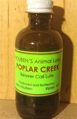 Houben's Poplar Creek Beaver Call Lure