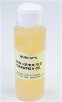 Sun Rendered Crawfish Oil