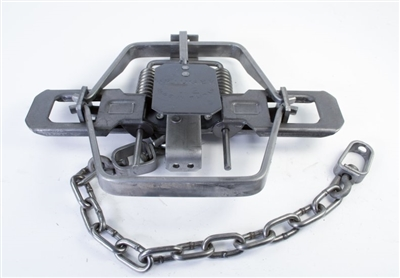 Bridger #2 Regular Jaw Coil Spring Trap