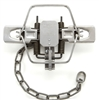 Duke #2 Square Jaw 4x4  Coil Spring Trap
