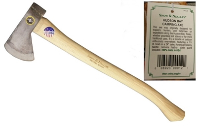 Snow & Nealley Hudson Bay Axe