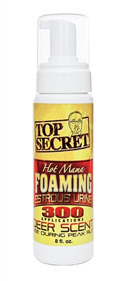 Top Secret Hot Mama Foaming Estrous Urine