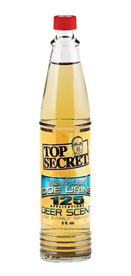 Top Secret Barely Legal Doe Urine