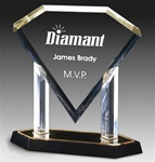 Diamond Plaque Award